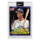Topps TPS-ARTBB-0066-C Topps Project 2020 Card 66 - 1989 Ken Griffey Jr. By Jacob Rochester