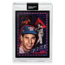 Topps TPS-ARTBB-0074-C Topps Project 2020 Card 74 - 1954 Ted Williams By Efdot