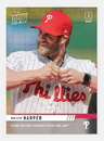 Topps Philadelphia Phillies Bryce Harper MLB Topps NOW Card ST-3