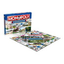 Top Trumps TPT-WM01135-EN2-6-C Monopoly Greenwich Edition Family Board Game, 2-6 Players