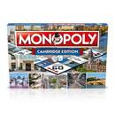 Top Trumps TPT-WM01136-EN2-6-C Monopoly Cambridge Edition Family Board Game | 2-6 Players