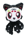 Tentacle Kitty Dia De Los Muertos Sugar Skull Tentacle Kitty 4 Inch Little Ones Plush
