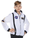 Underwraps White Astronaut Jacket Child Costume