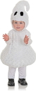 Underwraps Halloween Ghost Belly Babies Toddler Costume