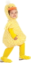 Underwraps Yellow Duck Belly Babies Toddler Costume