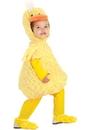 Underwraps Belly Babies Yellow Duck Costume Child Toddler