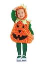 Underwraps Belly Babies Pumpkin Costume Child Toddler Medium