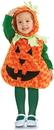 Underwraps Belly Babies Pumpkin Costume Child Toddler