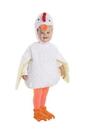 Underwraps Belly Babies Chicken Costume Child Toddler