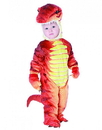 Underwraps T-Rex Dinosaur Child Costume Rust Color S 6-12 Months