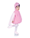 Underwraps Belly Babies Pink Flamingo Costume Child Toddler