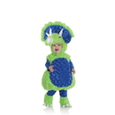 Underwraps Belly Babies Triceratops Dinosaur Plush Child Toddler Costume
