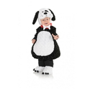 Underwraps Black and White Puppy Belly Babies Toddler Costume