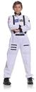 Underwraps White Astronaut Jumpsuit Uniform Costume Child