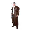Underwraps Cowboy Adult Costume Duster Coat