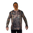Scarecrow Adult Costume Mask