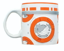 Se7en20 Star Wars 2D Relief BB-8 20oz Ceramic Coffee Mug