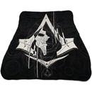 Se7en20 Assassin's Creed Lightweight Fleece Throw Blanket 50 x 60 Inches