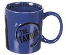 Seven20 Doctor Who TARDIS 2D Relief 11oz. Ceramic Mug