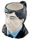 Se7en20 Doctor Who 2nd Doctor Patrick Troughton Ceramic 3D Toby Jug Mug