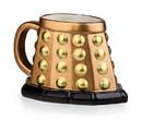 Se7en20 Doctor Who Dalek 3D Mug (Bronze)