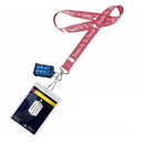 Seven20 Doctor Who Smaller On The Outside with 2D TARDIS Lanyard Charm