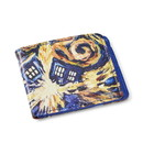 Seven20 Doctor Who Bi-Fold Wallet Van Gogh Exploding TARDIS