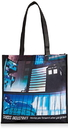 Underground Toys UGT-DW01281-C Doctor Who Large Tote Bag Tokyo TARDIS