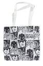 Se7en20 Doctor Who Large Tote Bag: Blink And You're Dead (Collage)
