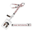 Se7en20 Doctor Who Under His Protection with 3D Matt Smith Lanyard Charm