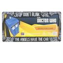 Se7en20 Doctor Who License Plate Frame: Don't Blink