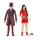Seven20 Doctor Who The Impossible Set w/ 11th Doctor and Oswin Oswald 5