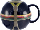 Seven20 Doctor Who 13th Doctor with Rainbow Stripes 20oz Ceramic Coffee Mug
