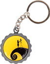 Seven20 UGT-DY04940-C Nightmare Before Christmas Bottle Opener Key Chain