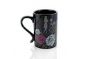Se7en20 The Nightmare Before Christmas Black Rose Wedding 15 Oz Ceramic Coffee Mug
