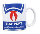 Se7en20 Ghostbusters 20oz Stay Puft Marshmallow Man Mug