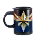 Se7en20 Captain Marvel I AM Series Self Stirring Mug