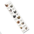Se7en20 Puffy Adorable Cat Stickers For Note Book & Journal Decorations - Sheet of 20