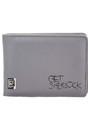 Seven20 Sherlock Holmes Men's Bi-Fold Wallet: Get Sherlock (Grey)
