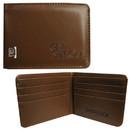 Se7en20 Sherlock Holmes Men's Bi-Fold Wallet: Get Sherlock (Brown)