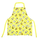 Seven20 UGT-SO11103-C Gudetama The Lazy Egg All Over Print Yellow Adult Kitchen Apron