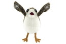 Se7en20 UGT-SW10417-C Star Wars Porg on Board Suction Cup Plush