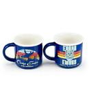 Se7en20 Star Wars Camp Endor Retro Mugs - Ewok Forest Camp of Endor Cups - Set of 2 Mugs