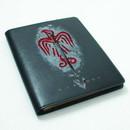 Se7en20 Vikings Pleather Grey Sword Notebook