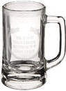 Se7en20 Vikings 12-oz. Glass Stein Mug