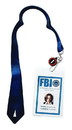 Se7en20 The X-Files Dana Scully ID Lanyard with Charm