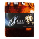 Se7en20 X Files Merchandise X-Files Logo Lightweight Fleece Blanket 50 x 60 Inches