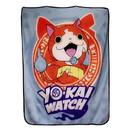 Se7en20 Yo-Kai Watch Jibanyan Lightweight Fleece Throw Blanket 50 x 60 Inches
