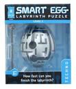 Smart Egg 1-Layer Level 1 Labyrinth Puzzle, Techno