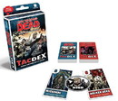 USAopoly USO-04616-C Walking Dead TacDex Card Game